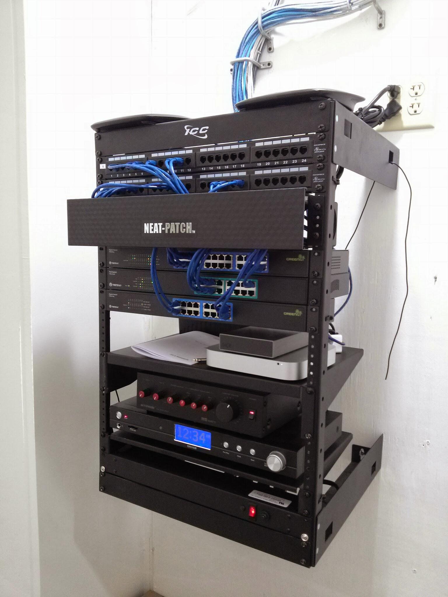 NetworkCabinet
